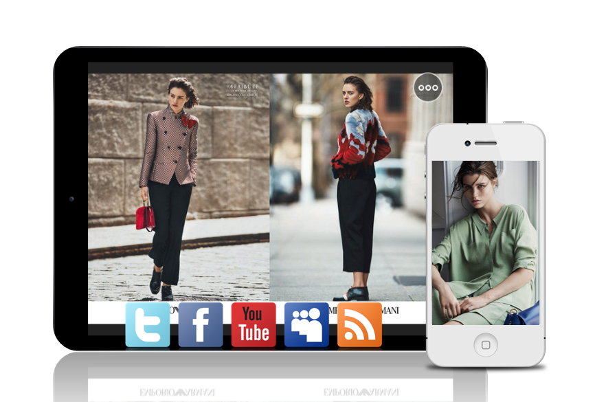 Marvelous HTML5 Flipbook Design Matters to Your Clothing Business